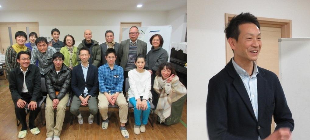 第58回教育カフェ・マラソン~黒川洋司さん 一般社団法人 良心塾 代表理事~
