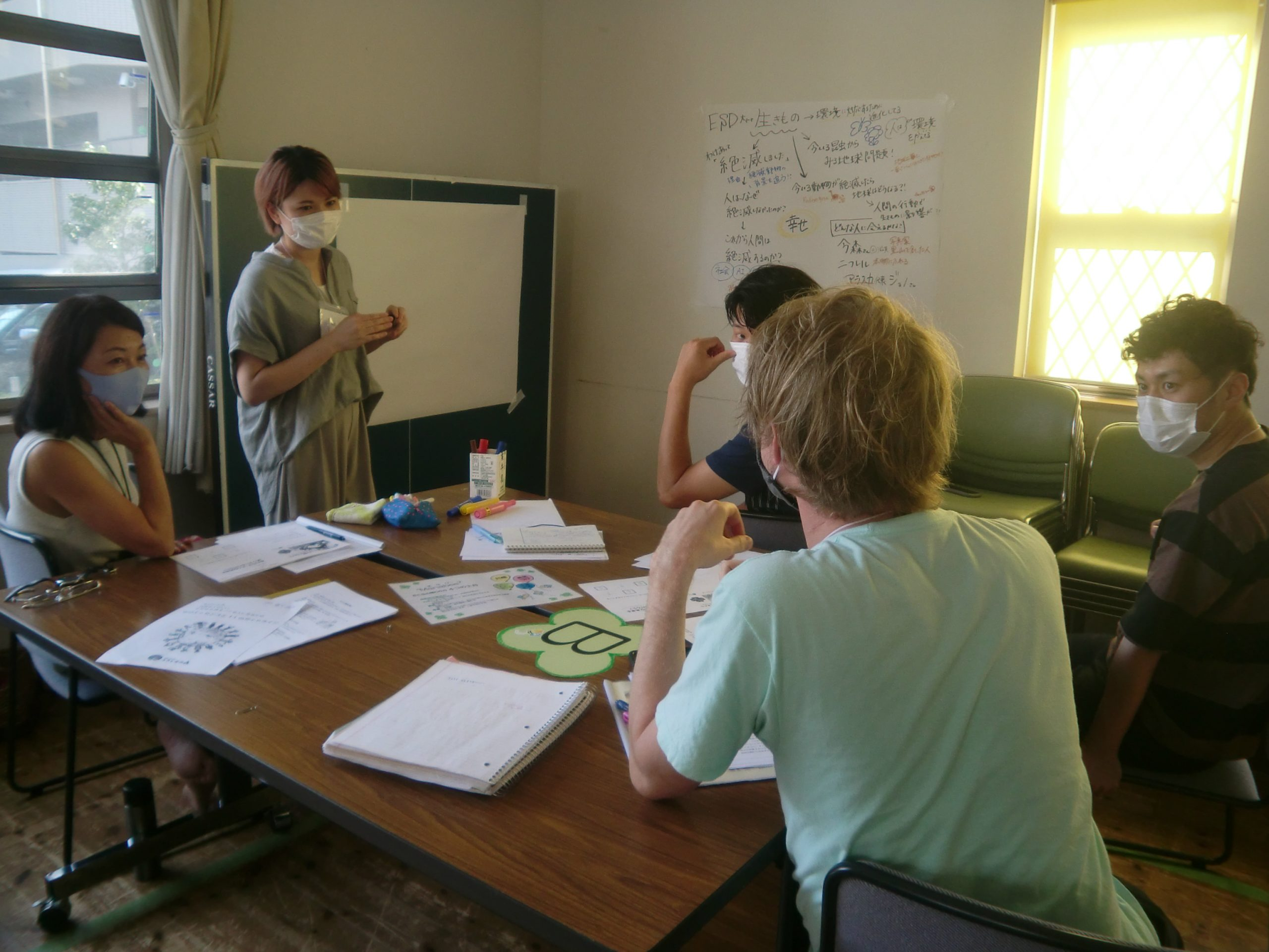 Manabeeプログラム④ 「つながる時代のはじめの一歩」
